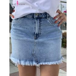 Spódnica jeansowa Shadow
