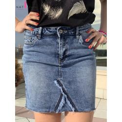 Spódnica jeansowa toxic