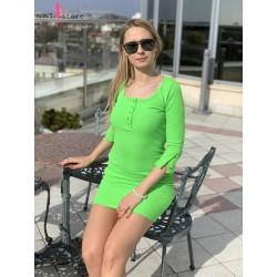 Sukienka Alize zielony neon