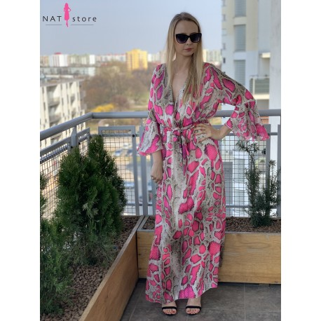 Długa sukienka Agava