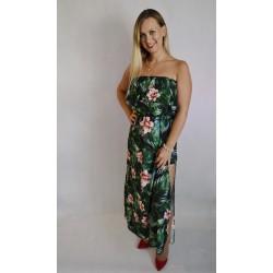 Sukienka Maxi Green